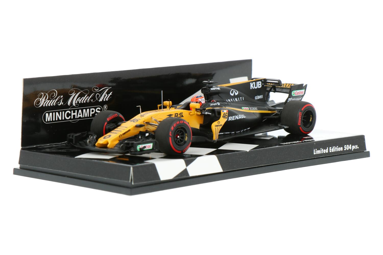 Renault F1 R.S.17 - Modelauto schaal 1:43