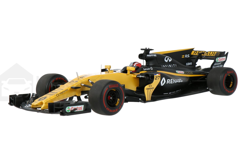 Renault F1 R.S. 17 - Modelauto schaal 1:18