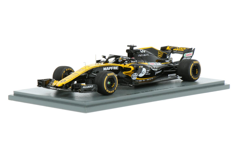 Renault F1 R.S.18 - Modelauto schaal 1:43
