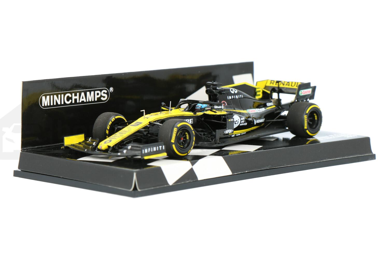 Renault F1 R.S.19 - Modelauto schaal 1:43