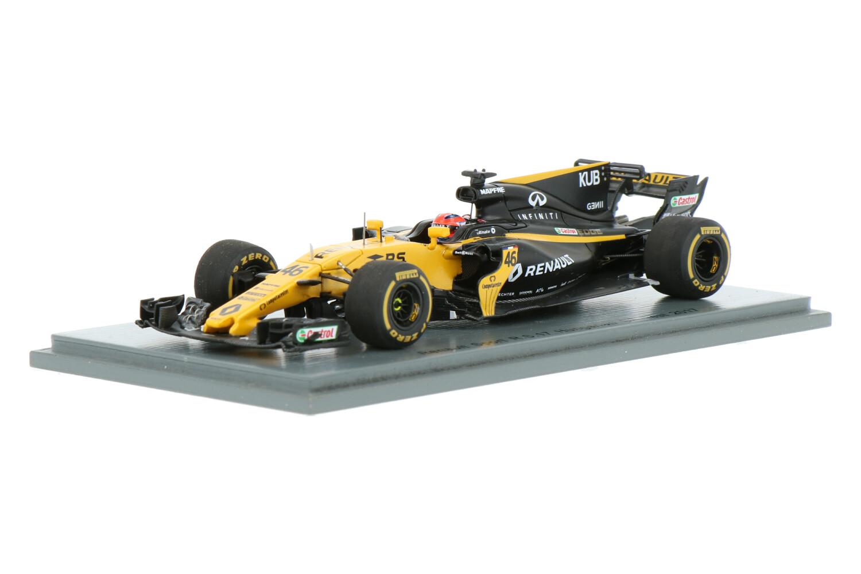 Renault F1 R.S. 17 - Modelauto schaal 1:43