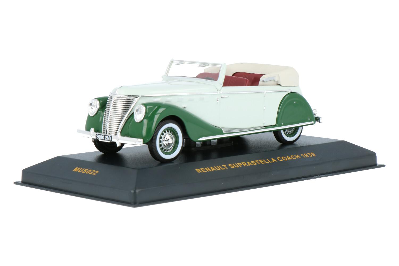 Renault Suprastella Coach - Modelauto schaal 1:43