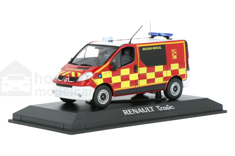 Renault Trafic - Modelauto schaal 1:43