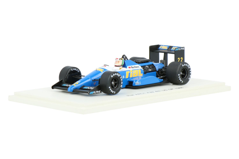 Rial ARC1 - Modelauto schaal 1:43
