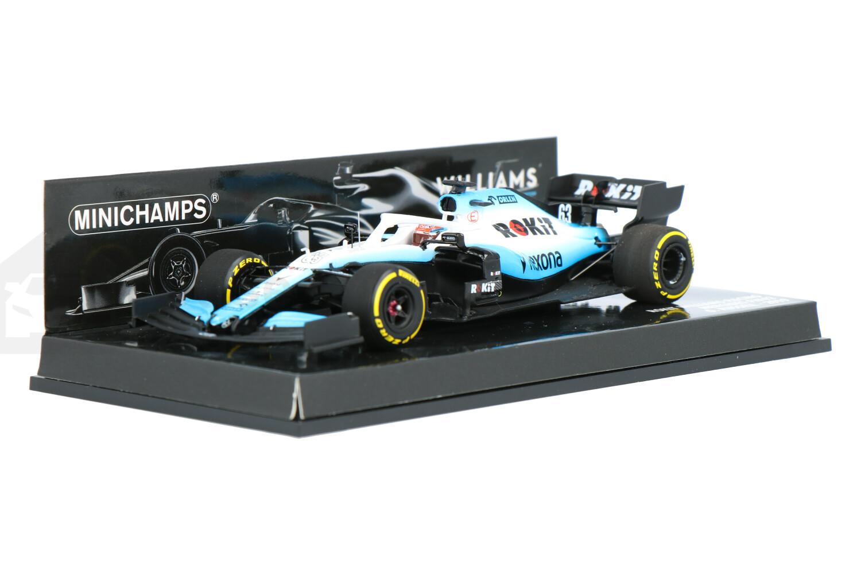 Williams F1 FW42 Mercedes - Modelauto schaal 1:43
