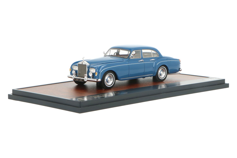 Rolls Royce H.J. Mulliner Coachwork Willesden London SCIII Flying Spur - Modelauto schaal 1:43
