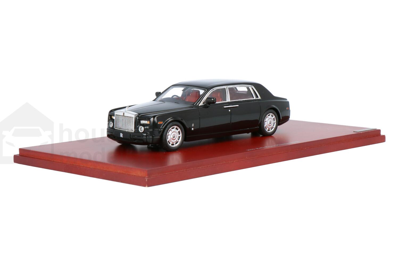 Rolls Royce Phantom LWB - Modelauto schaal 1:43