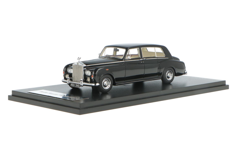 Rolls Royce Phantom VI EWB RHD - Modelauto schaal 1:43