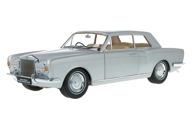 Rolls Royce Silver Shadow MPW 2-Door Coupé - Modelauto schaal 1:18