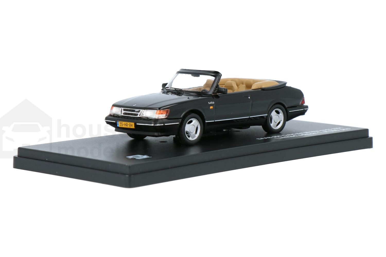 Saab 900 Cabriolet - Modelauto schaal 1:43
