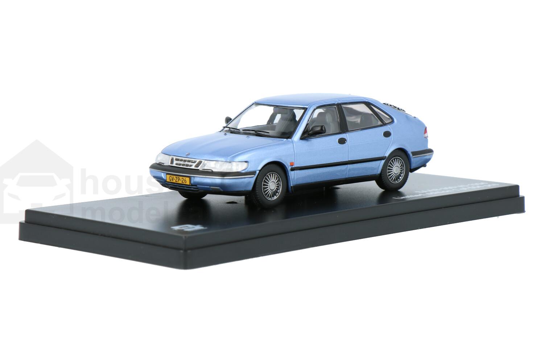 Saab 900 V6 - Modelauto schaal 1:43