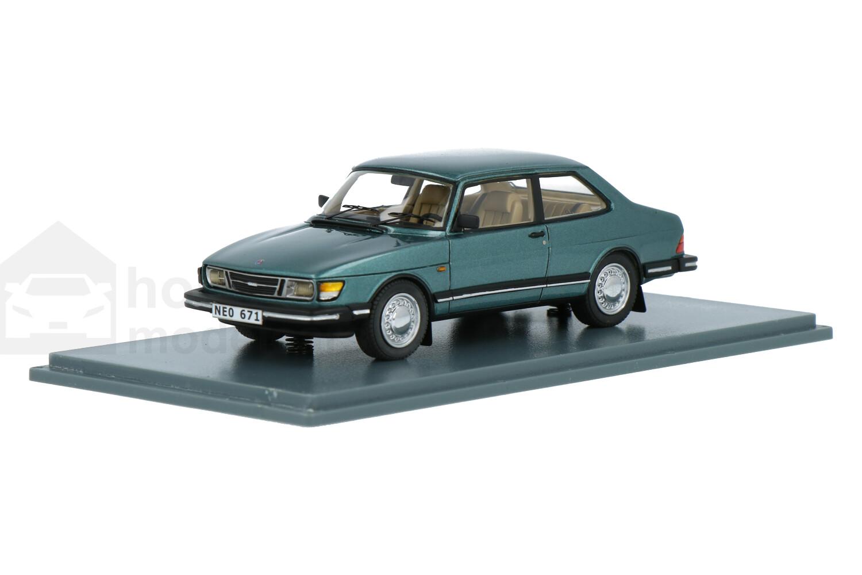 Saab 90 - Modelauto schaal 1:43