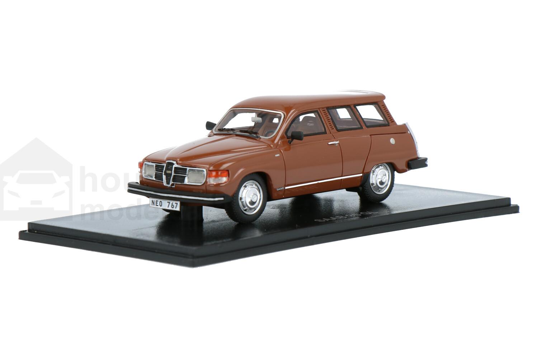 Saab 95 GL - Modelauto schaal 1:43