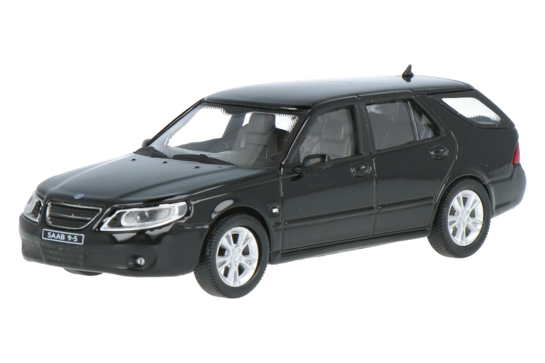 Saab 9.5 Combi - Modelauto schaal 1:43