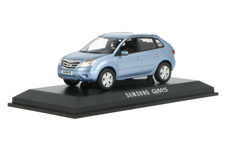 Samsung QM5 - Modelauto schaal 1:43