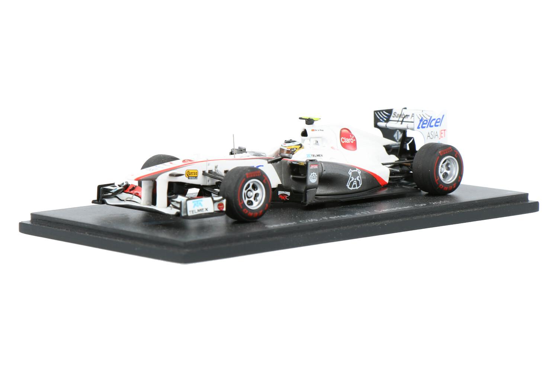 Sauber F1 Team C30 Ferrari - Modelauto schaal 1:43
