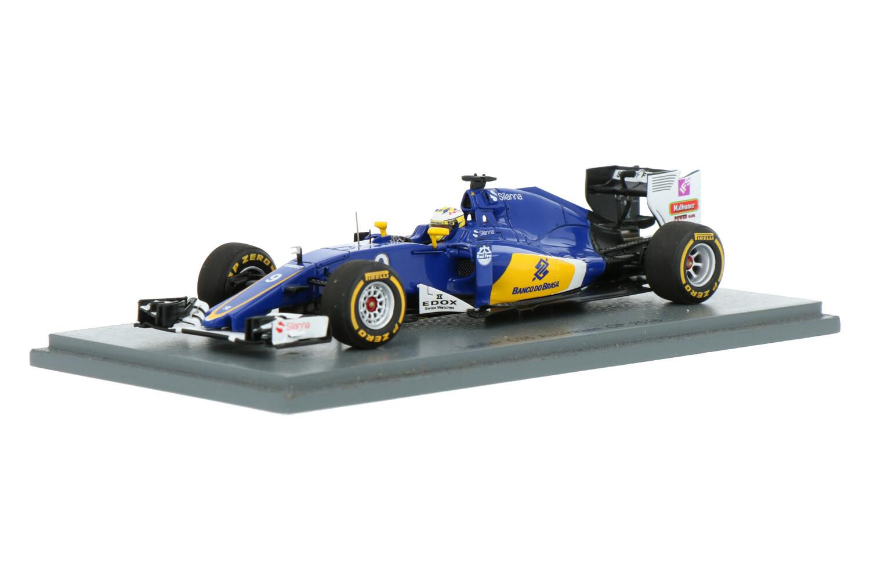 Sauber F1 Team C35 - Modelauto schaal 1:43