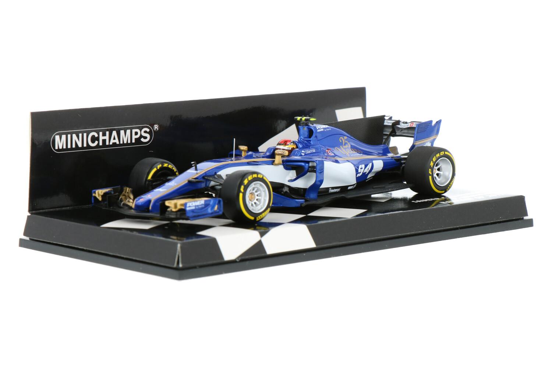 Sauber F1 Team C36 - Modelauto schaal 1:43