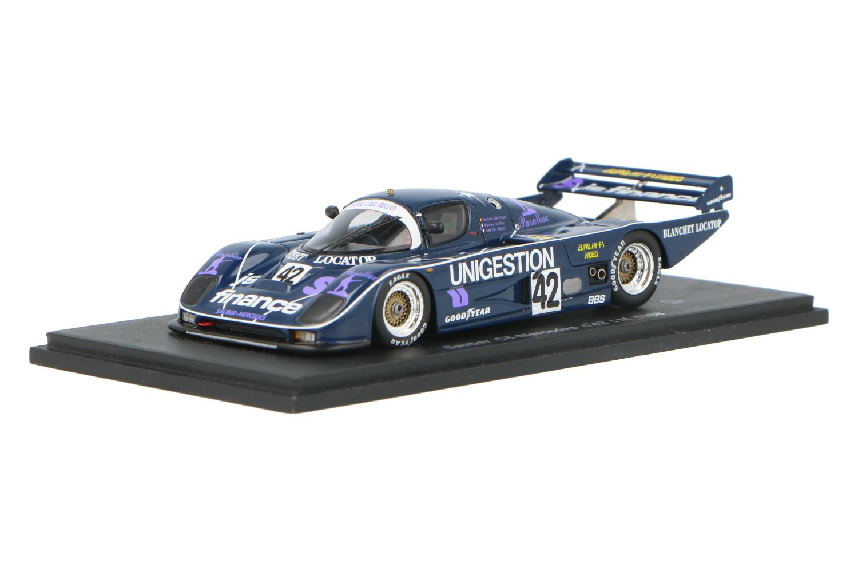 Sauber C8 - Modelauto schaal 1:43
