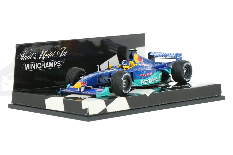 Sauber F1 Team C18 - Modelauto schaal 1:43