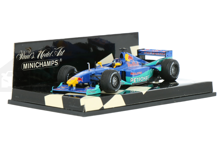 Sauber F1 Team C19 - Modelauto schaal 1:43