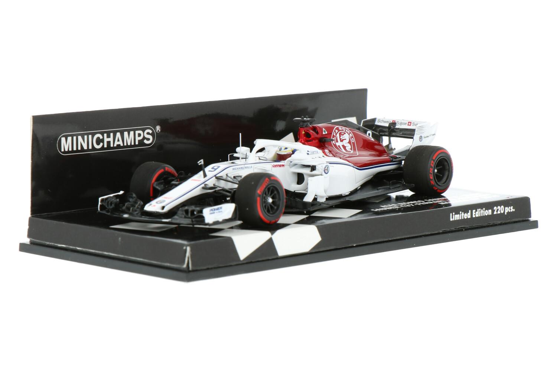 Sauber F1 Team C37 - Modelauto schaal 1:43