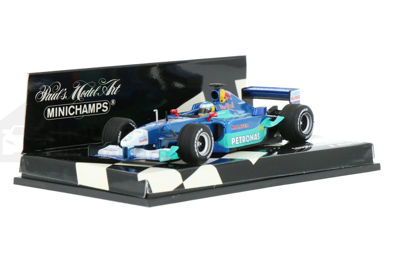 Sauber F1 Team C20 - Modelauto schaal 1:43