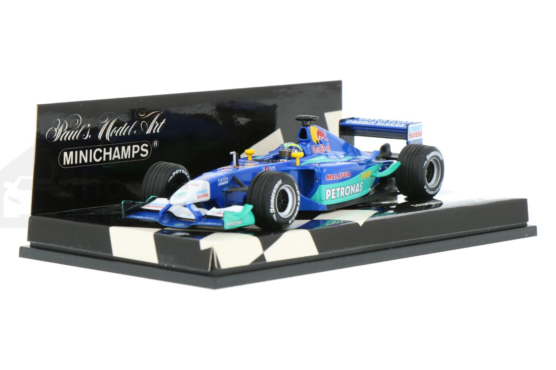 Sauber F1 Team C21 - Modelauto schaal 1:43