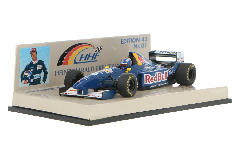 Sauber F1 Team Ford C14 - Modelauto schaal 1:43