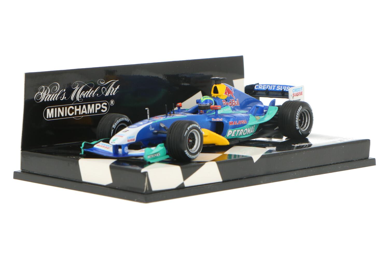 Sauber Petronas C23 - Modelauto schaal 1:43