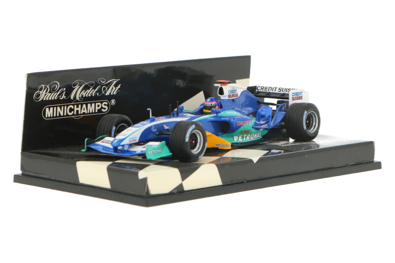 Sauber Petronas C24 - Modelauto schaal 1:43