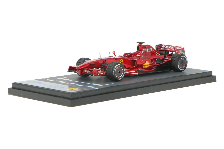 Ferrari F2007 - Modelauto schaal 1:43