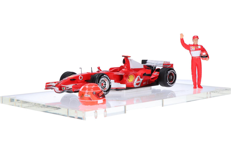Ferrari 248 F1 - Modelauto schaal 1:18