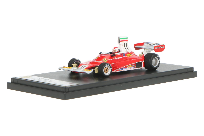 Ferrari 312 T - Modelauto schaal 1:43