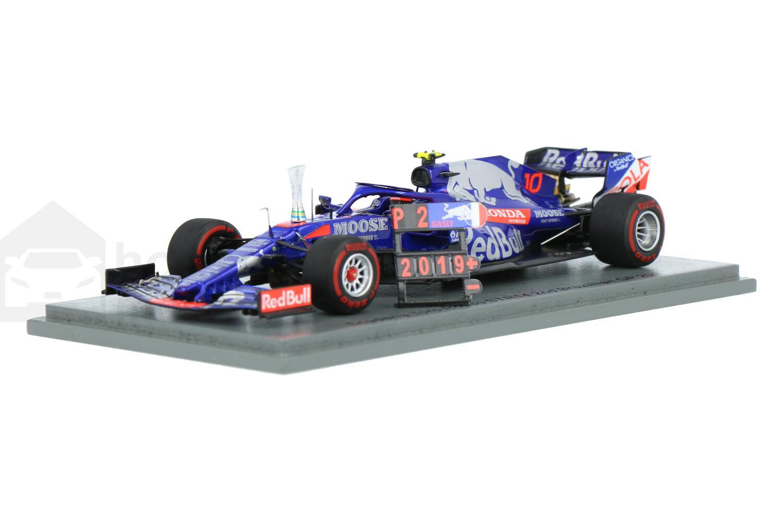 Scuderia Toro Rosso STR14 - Modelauto schaal 1:43