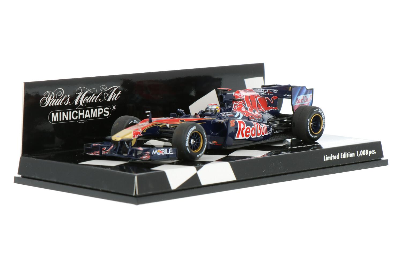 Scuderia Toro Rosso STR5 - Modelauto schaal 1:43