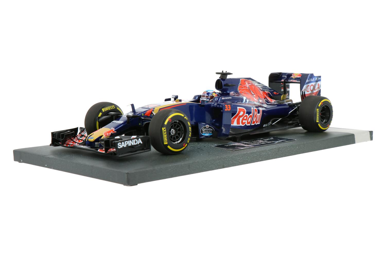 Scuderia Toro Rosso STR11 - Modelauto schaal 1:18