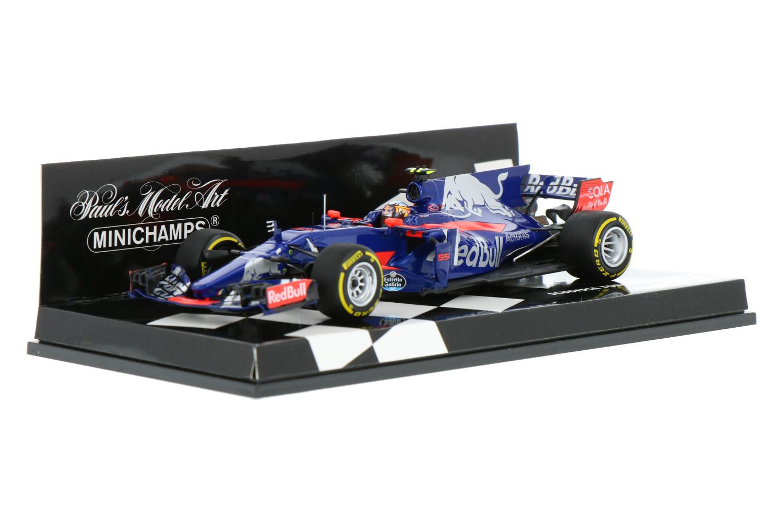 Scuderia Toro Rosso STR12 - Modelauto schaal 1:43