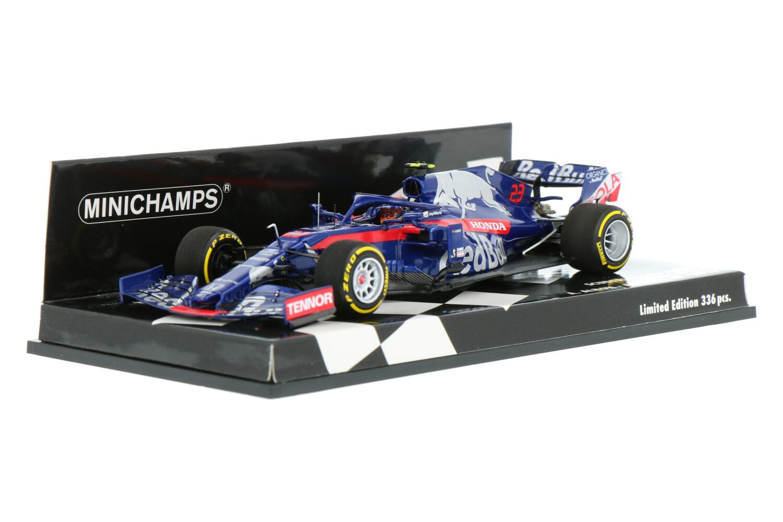 Scuderia Toro Rosso Honda STR14 - Modelauto schaal 1:43
