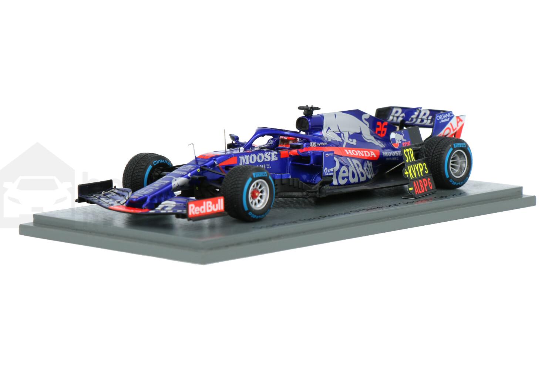 Scuderia Toro Rosso STR14 Honda - Modelauto schaal 1:43