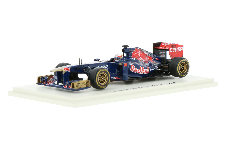 Scuderia Toro Rosso STR8 - Modelauto schaal 1:43