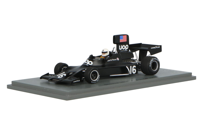 Shadow DN3 - Modelauto schaal 1:43