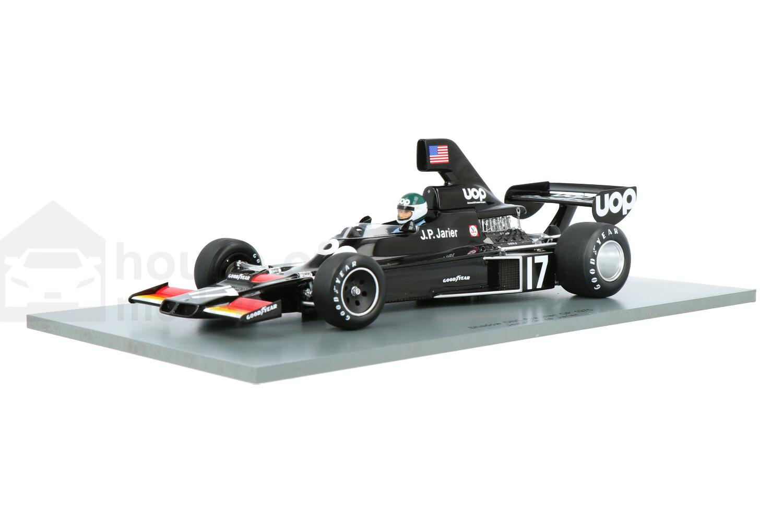 Shadow DN5 - Modelauto schaal 1:18
