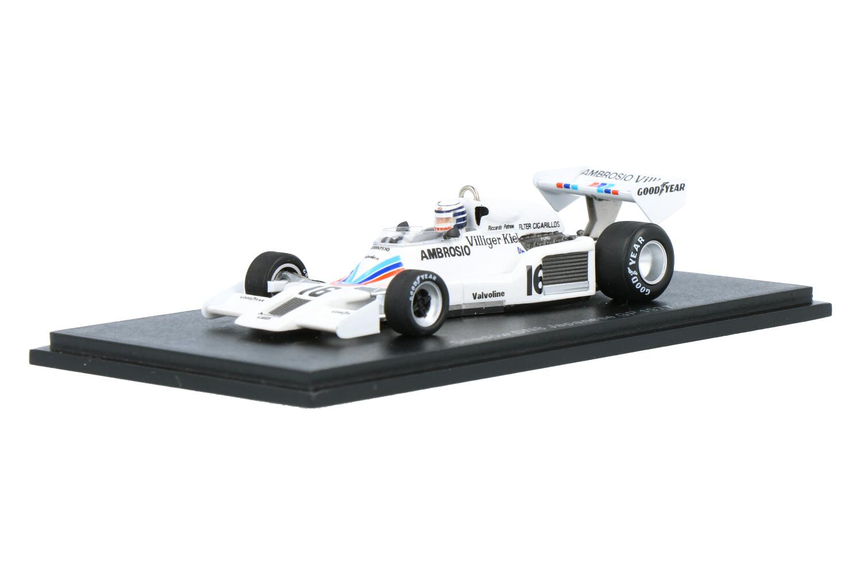 Shadow DN8 - Modelauto schaal 1:43