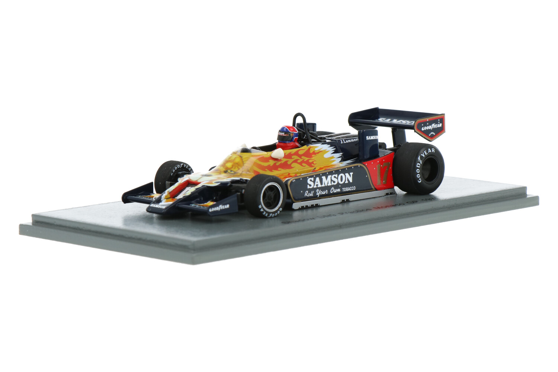 Shadow DN9 - Modelauto schaal 1:43