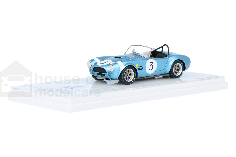 Shelby Cobra - Modelauto schaal 1:43