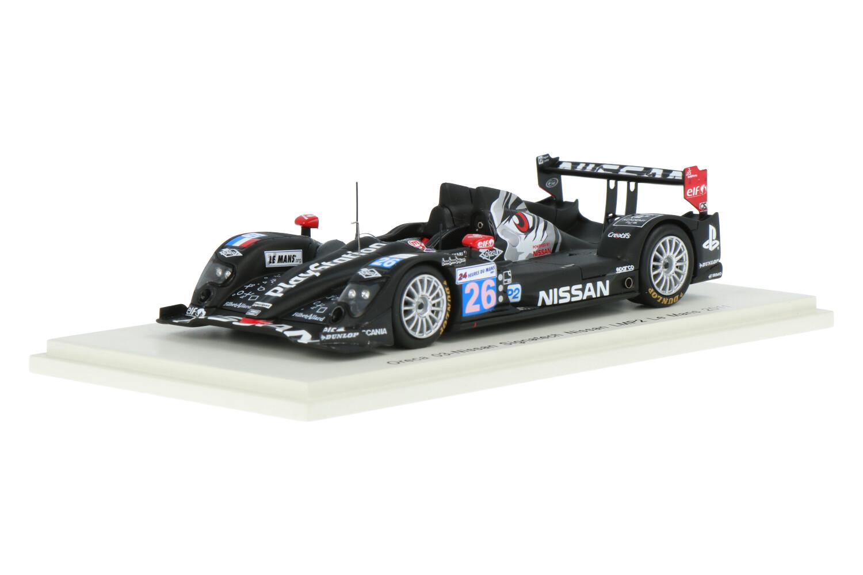 Nissan Oreca 03 - Modelauto schaal 1:43