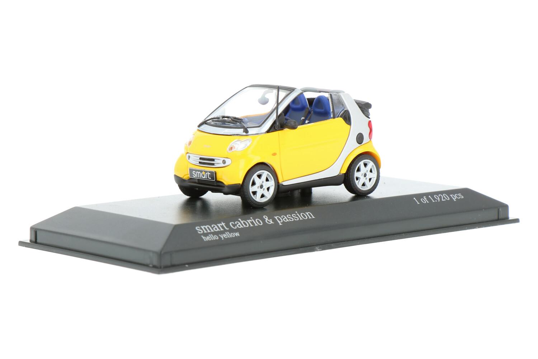 Smart Cabriolet - Modelauto schaal 1:43
