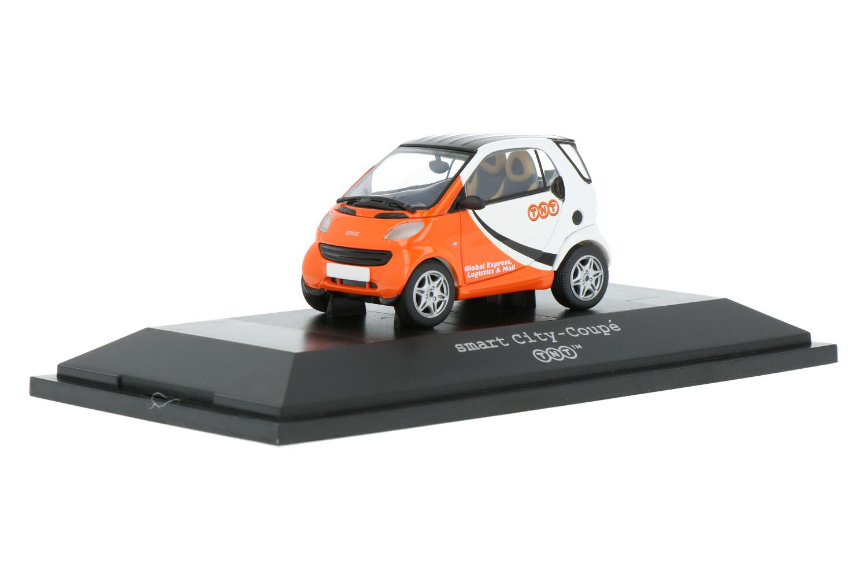 Smart City - Coupé - Modelauto schaal 1:43