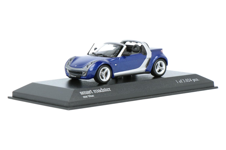 Smart Roadster - Modelauto schaal 1:43